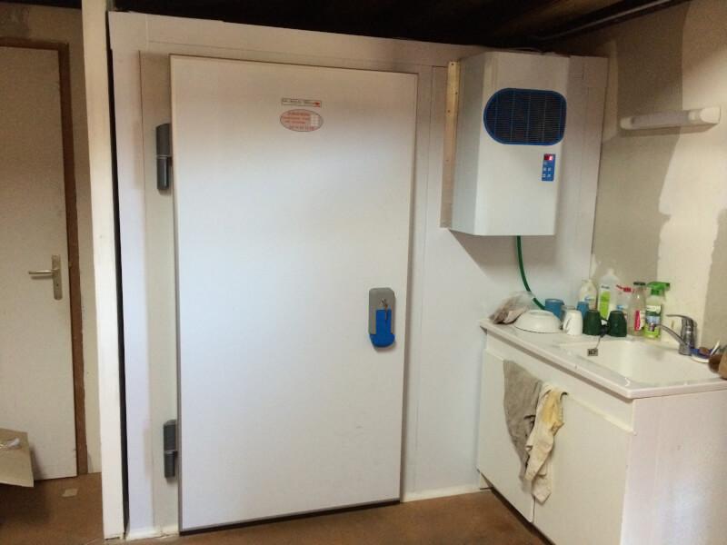 eurofroid climatisation - Ameublements réfrigérées pour un magasin Bio