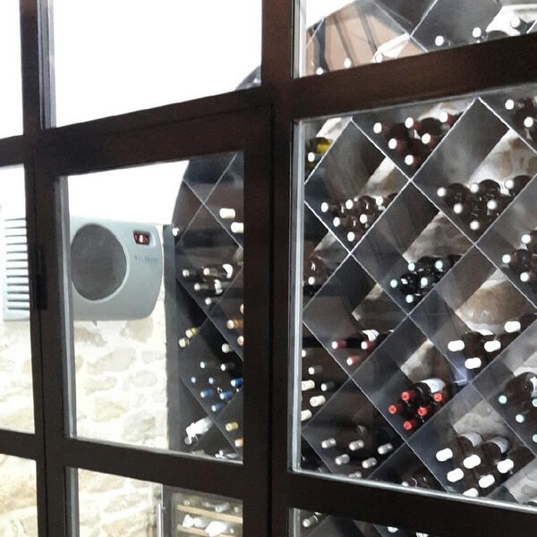 eurofroid climatisation - Climatisation Cave à Vin