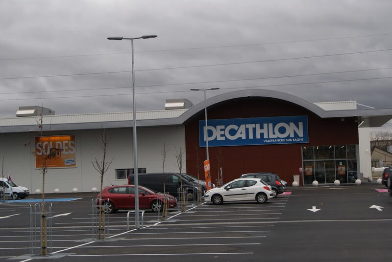 eurofroid climatisation - Magasin DECATHLON