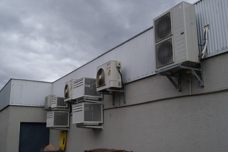 eurofroid climatisation - Climatisation Boulangerie et Vitrines réfrigérée